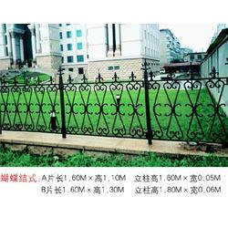 内蒙古铸铁围栏 寺头正大铸造 专业铸铁围栏厂家图片