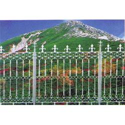 铸铁栏杆、寺头正大铸造、铸铁栏杆销售图片