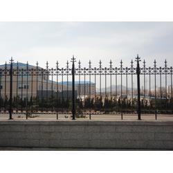铸铁栏杆-铸铁栏杆厂家-寺头正大铸造图片