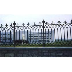 铸铁栏杆_寺头正大铸造_优质铸铁栏杆图片
