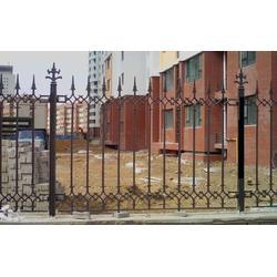 铸铁栏杆_寺头正大铸造_铸铁栏杆图片