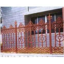 铸铁栏杆_铸铁栏杆_寺头正大铸造(多图)图片