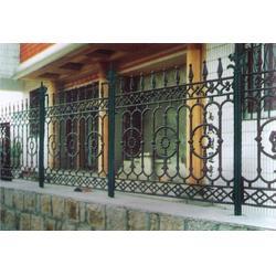 优质铸铁栏杆,铸铁栏杆,寺头正大铸造(多图)图片