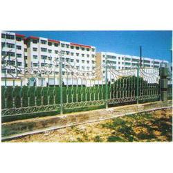 铸铁栏杆 寺头正大铸造 铸铁栏杆销售图片
