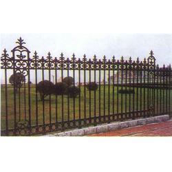 铸铁栏杆|寺头正大铸造|铸铁栏杆厂家图片