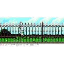 湖北铸铁围墙-寺头正大铸造-铸铁围墙生产厂家图片
