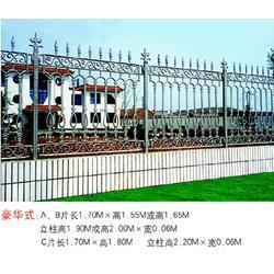 铸铁围墙,寺头正大铸造(在线咨询),铸铁围墙厂家图片