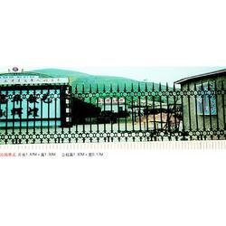 寺头正大铸造(图),优质铸铁围墙,铸铁围墙图片