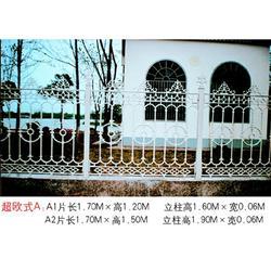 铸铁围墙生产厂家,山西铸铁围墙,寺头正大铸造(查看)图片