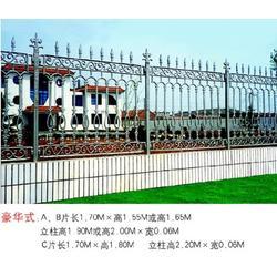 寺头正大铸造(图)_专业铸铁护栏厂家_铸铁护栏图片