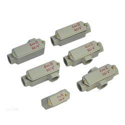 安能达防爆电器 防爆穿线盒规格-青岛 防爆穿线盒图片