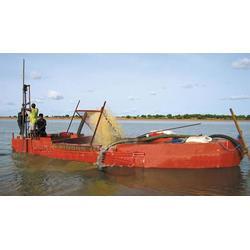 抽沙船用途、沧州抽沙船、青州海天机械厂图片