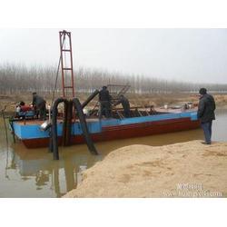 枣庄抽沙船_海天机械(在线咨询)_抽沙船供应商图片
