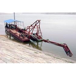 安庆抽沙船、海天机械(在线咨询)、抽沙船图片