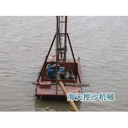 福建挖沙船、海天机械(在线咨询)、挖沙船报价图片