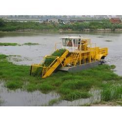 海天机械(图)|绞刀式割草船|红河割草船图片
