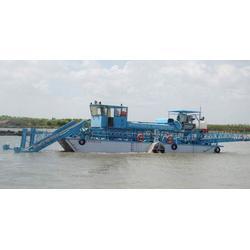 清理船-海天机械-水藻清理船图片