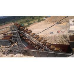 挖沙设备的选择_挖沙设备_海天机械(查看)图片
