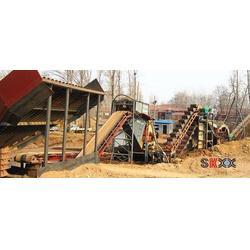 青州市海天矿沙机械厂|洗砂机|螺旋洗砂机图片