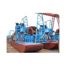 挖沙船厂家_挖沙船_青州市海天机械(图)图片