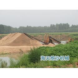 青州海天机械厂、云浮挖沙船、挖沙船报价图片
