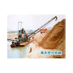 挖沙船销售、濮阳挖沙船、青州市海天矿沙机械厂图片