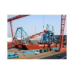 挖沙船供应商、挖沙船、青州海天机械(多图)图片