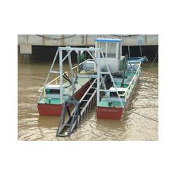 挖沙船_青州市海天矿沙机械厂_优质挖沙船图片