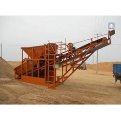 海天机械(在线咨询)、筛沙机械、筛沙机械供应商图片