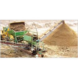 铜川筛沙机_海天机械_优质筛沙机图片