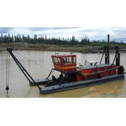 抽沙船|海天机械厂|抽沙船用途图片