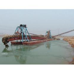 广安捞沙船,海天机械,捞沙船配水洗轮图片