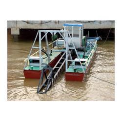 挖沙船_海天机械(在线咨询)_优质挖沙船图片