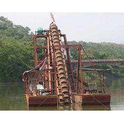 大中型淘金船,淘金船,海天机械图片
