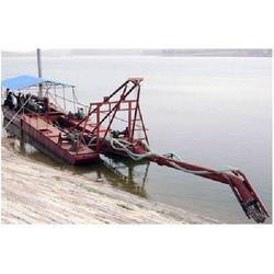 青州市海天机械|合肥抽沙船|抽沙船销售图片