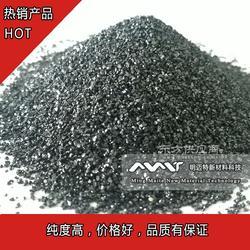 供应金刚砂 一级抛光喷砂用黑碳化硅图片