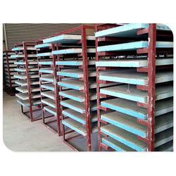 潍坊明宇、FS保温板生产线、平顶山FS保温板生产线图片