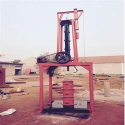 水泥制管机、旭源建材机械(认证商家)、水泥制管机械图片