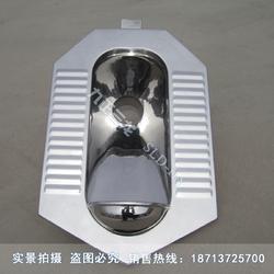 公廁改造專用蹲便器 工程專用不銹鋼蹲坑圖片