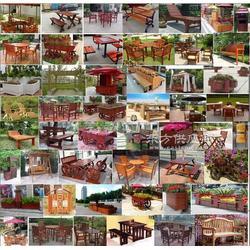 公园椅厂家-书房休闲椅-编织休闲椅-振兴景观图片