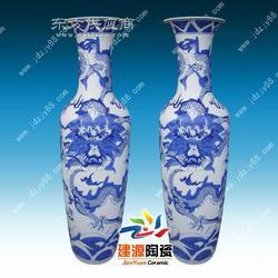 商务馈赠礼品大花瓶 开业礼品陶瓷大花瓶图片