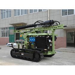履带式打桩机报价-履带式打桩机-龙业机械图片