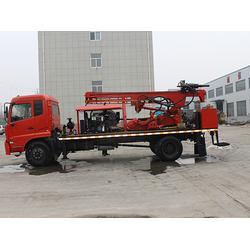 龙业机械(图)-轮式水井钻机厂家-轮式水井钻机图片