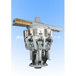 雙嘴氣動包裝機-山東大德水泥機械公司-雙嘴氣動包裝機低圖片