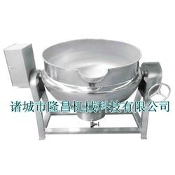 西藏电加热夹层锅资讯,诸城隆昌机械图片