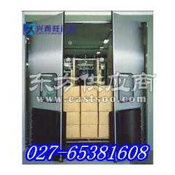 供应不锈钢门对撞门厂家-不锈钢自由门-图片