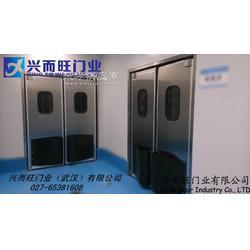 供应304不锈钢自由门-自动回位-不锈钢防撞门-品质保证图片