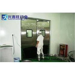 供应不锈钢自由门不锈钢防撞门-自动回位型图片