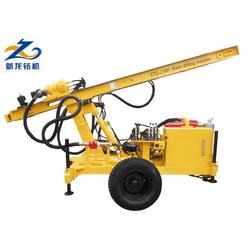 轮式水井钻机、轮式水井钻机、龙业机械(多图)图片