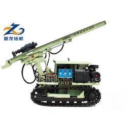 低风压潜孔钻机,龙业机械,低风压潜孔钻机报价图片